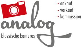 klassische kameras . ankauf und verkauf gebrauchter kameras Logo