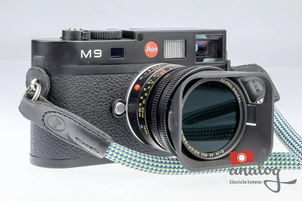 Leica M9 mit Leica Summilux 35mm 1.4 ASPH.