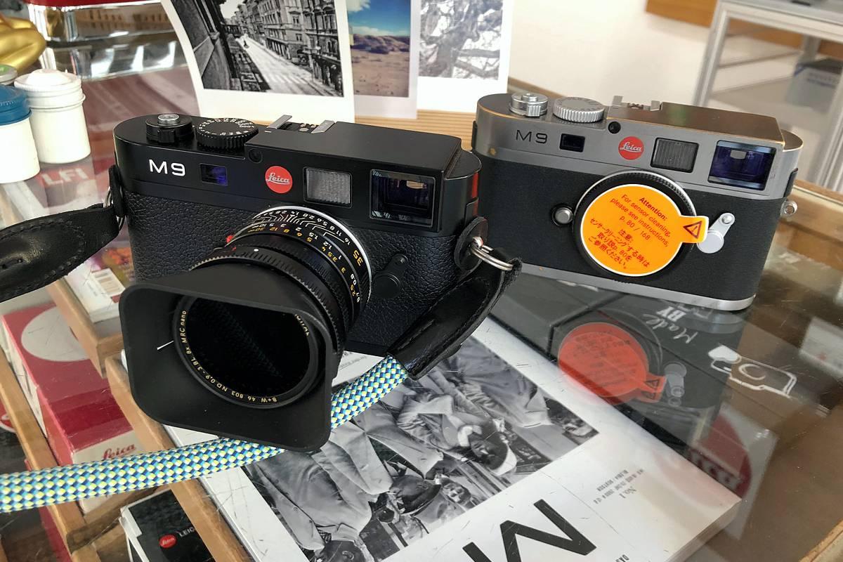 Leica M9 Ankauf und Verkauf